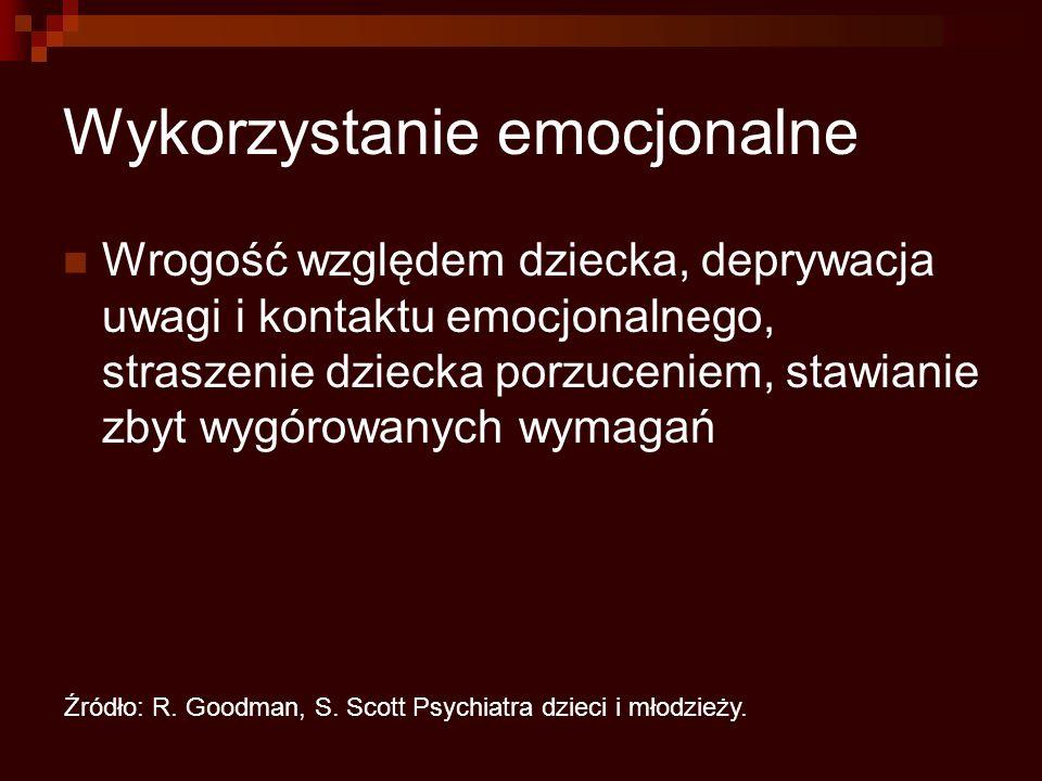 """Źródło: E. Jarosz, E. Wysocka """"Diagnoza psychopedagogiczna 2006 str. 153"""