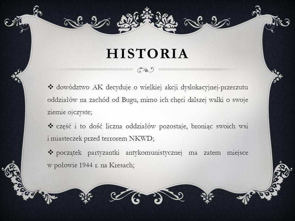 "UGRUPOWANIE KPT.HENRYKA FLAME ""BARTKA Ugrupowanie kpt."