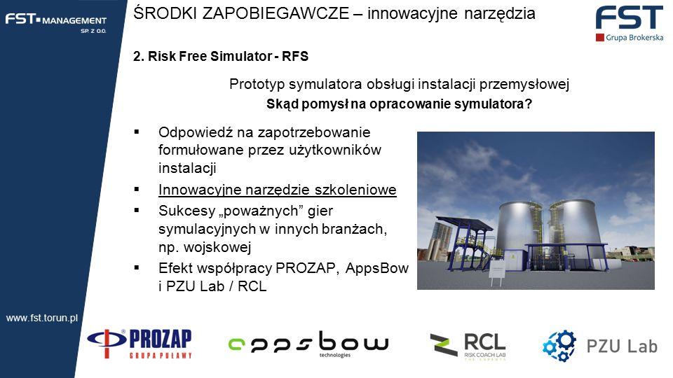 ŚRODKI ZAPOBIEGAWCZE – innowacyjne narzędzia 2.