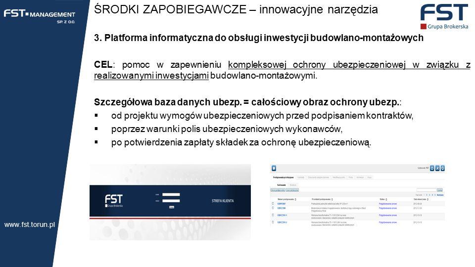 ŚRODKI ZAPOBIEGAWCZE – innowacyjne narzędzia 3.