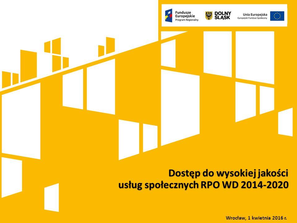 Kliknij, aby dodać tytuł prezentacji Rola Dolnośląskiego Wojewódzkiego Urzędu Pracy we wdrażaniu Europejskiego Funduszu Społecznego w ramach perspekty