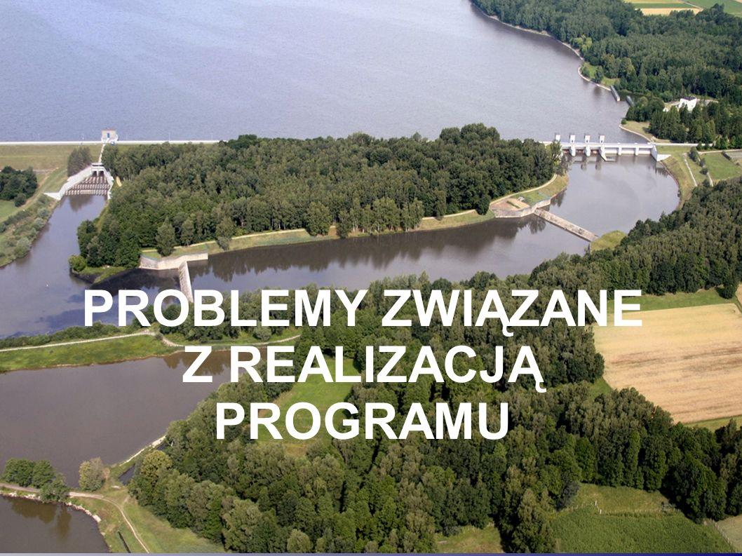 PROBLEMY ZWIĄZANE Z REALIZACJĄ PROGRAMU