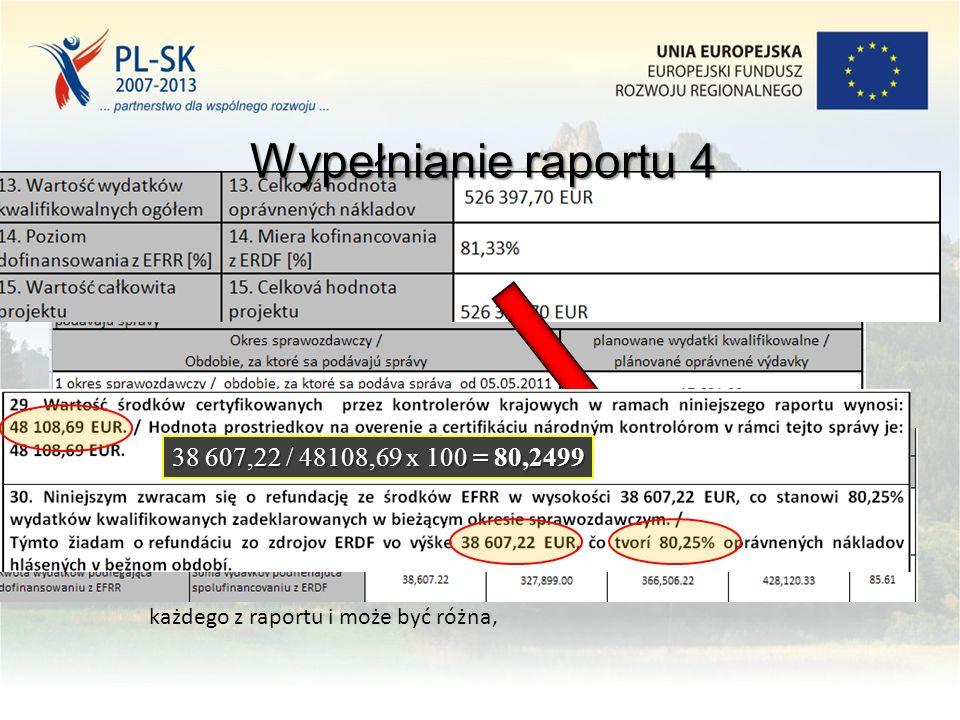12 3.Tabela 2 suma planowanych wydatków nie może przekroczyć całkowitych wydatków kwalifikowalnych w projekcie 4.Tabela 3 uwzględnić VAT u wszystkich
