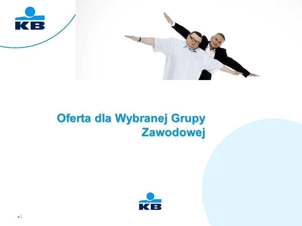 1 Oferta dla Wybranej Grupy Zawodowej