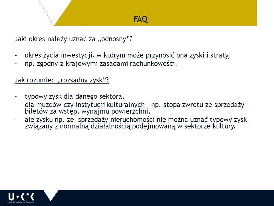 """FAQ Jaki okres należy uznać za """"odnośny ."""