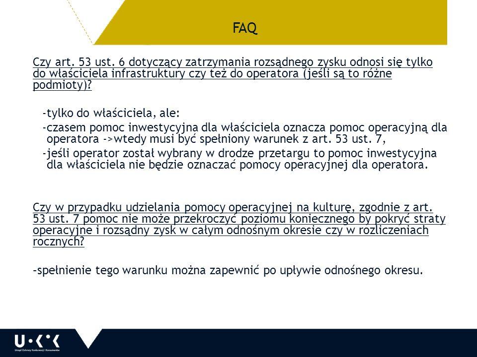 FAQ Czy art. 53 ust.