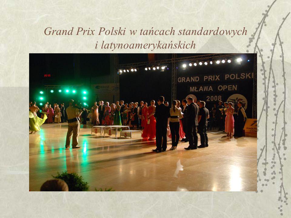 Grand Prix Polski w tańcach standardowych i latynoamerykańskich