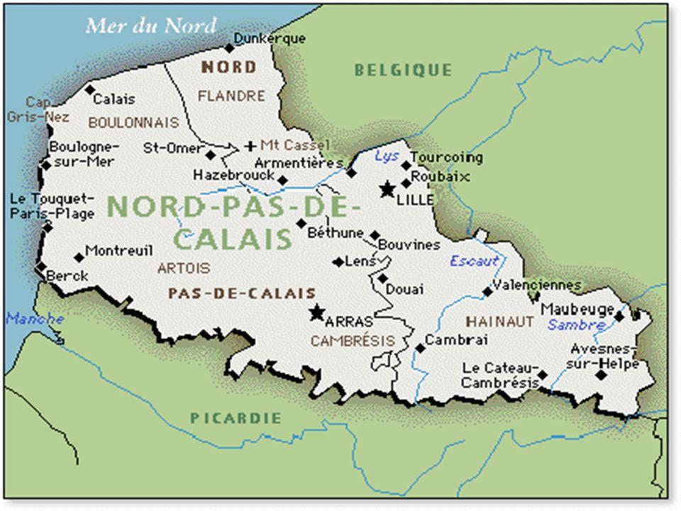 Od wschodu do zachodu można przemierzyć region śladami ważnych wydarzeń historycznych Francji, począwszy od ruin Bavay liczących ponad 2 tys.