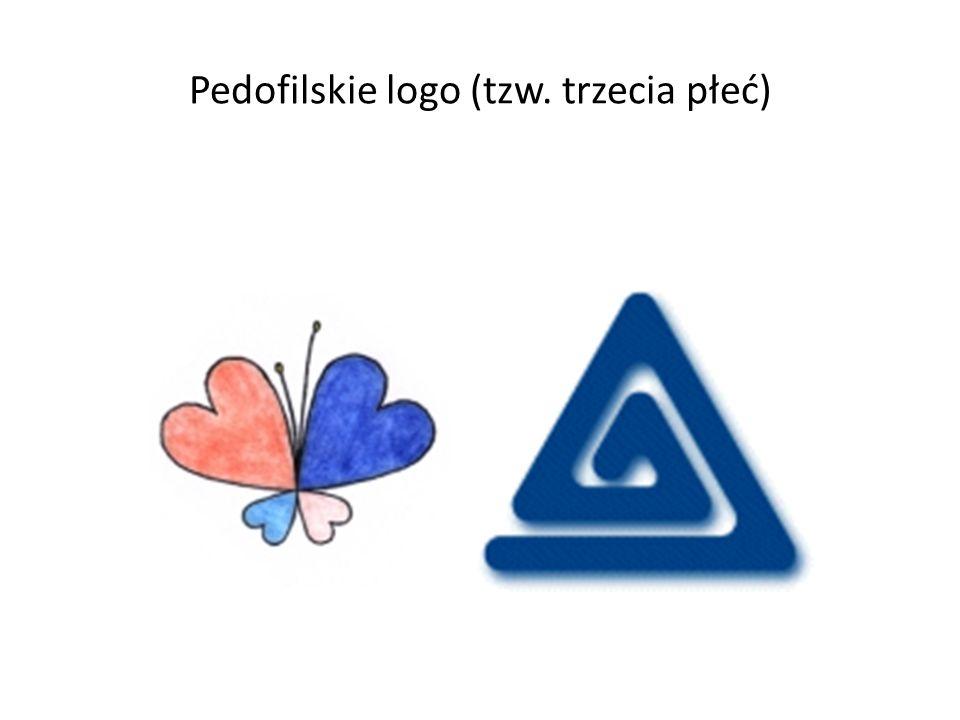 Pedofilskie logo (tzw. trzecia płeć)