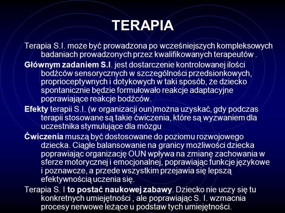 TERAPIA Terapia S.I.
