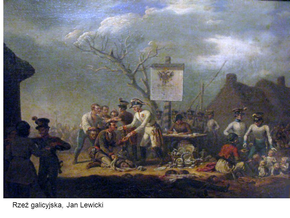 Rzeź galicyjska, Jan Lewicki