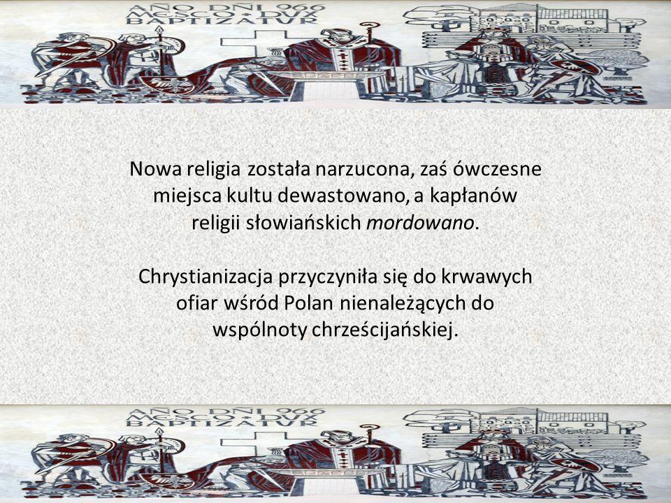 Co zawdzi ę czaj ą Polacy chrze ś cija ń skim duchownym.