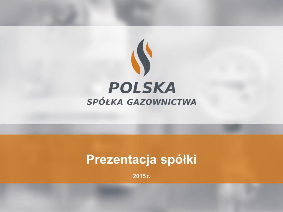 Prezentacja spółki 2015 r.