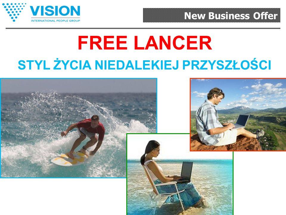 New Business Offer Ludności w wieku przed rentowym albo umrze, albo będzie żyć w pełnej rozpaczy Będą w stanie sami się utrzymać bez czyjejkolwiek pom