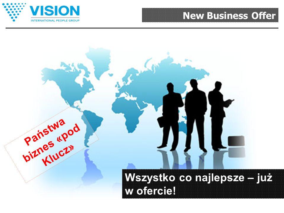 New Business Offer Najlepszy system szkoleń Wszechstronny system szkoleń o podstawach i subtelności prowadzenia biznesu od najlepszych Liderów Firmy: