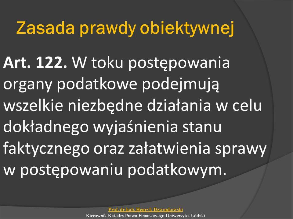 Zasada dwuinstancyjności postępowania Art.127. Postępowanie podatkowe jest dwuinstancyjne.