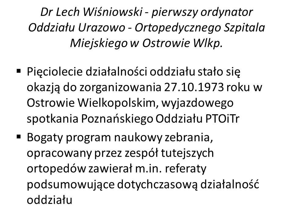 Dr Maciej Kaźmierczak - p.o.