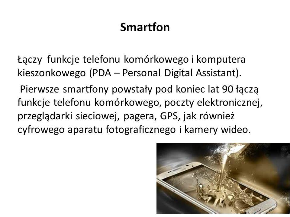 Urządzenie mobilne – (przenośne) urządzenie elektroniczne pozwalające na przetwarzanie, odbieranie oraz wysyłanie danych bez konieczności utrzymywania przewodowego połączenia z siecią.danychsiecią Urządzenie mobilne może być przenoszone przez użytkownika bez konieczności angażowania dodatkowych środków.