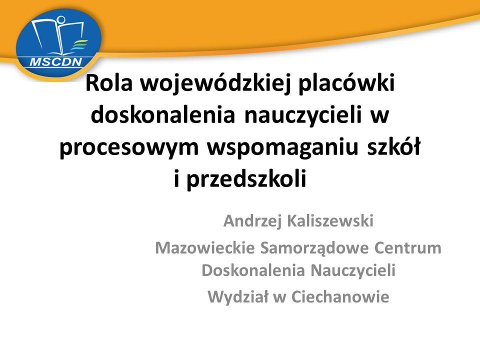 Zmiana rozporządzenie w sprawie placówek doskonalenia nauczycieli W dniu 31.10.2012 r.