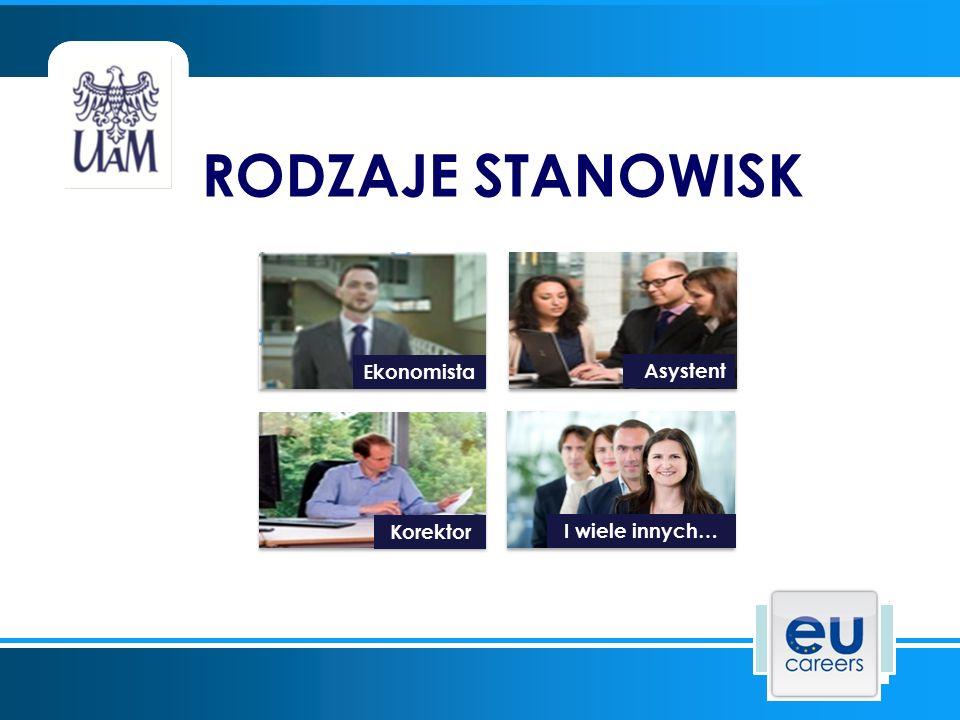 REKRUTACJA EPSO European Personnel Selection Office Za rekrutację do instytucji i innych jednostek UE odpowiada EPSO – Europejski Urząd Doboru Kadr.