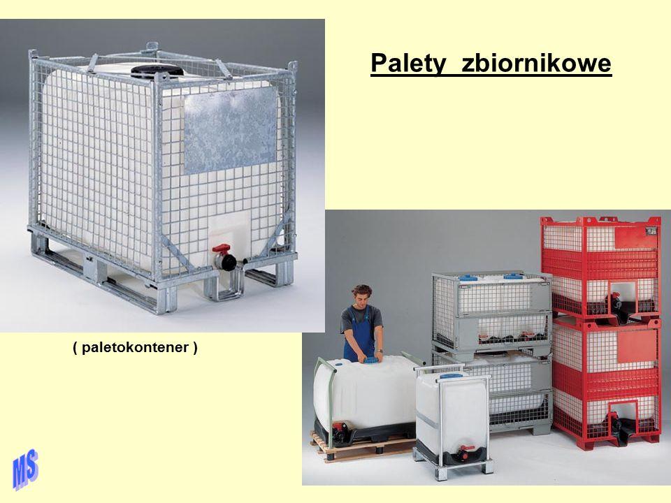 Palety zbiornikowe ( paletokontener )