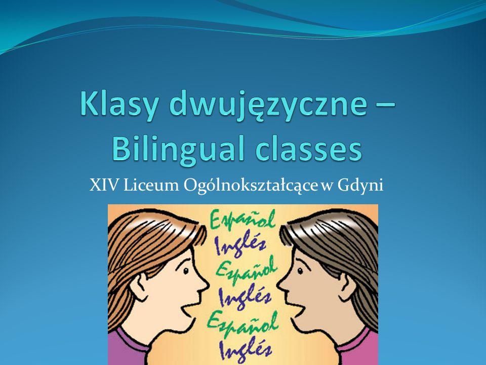Ta klasa jest dla Ciebie jeśli: lubisz posługiwać się językiem angielskim, chcesz poszerzać swoje umiejętności językowe, chcesz poznać ciekawych ludzi podczas obozów językowych, planujesz związać swoją przyszłość z wyjazdem za granicę