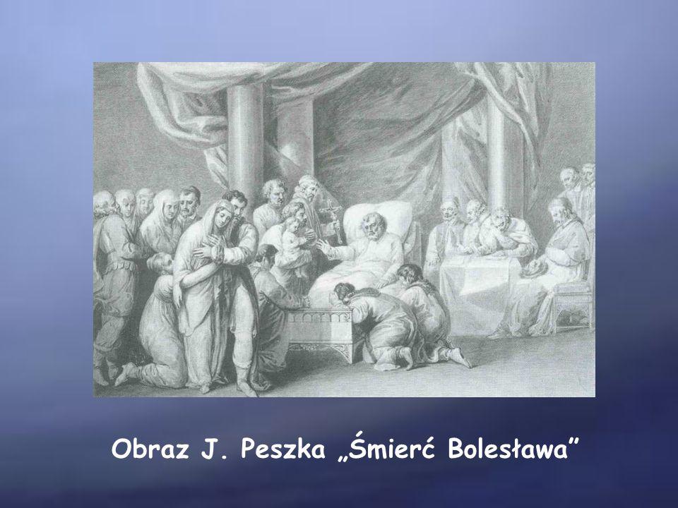Rządy po roku 1138 Na mocy testamentu kraj został podzielony na dzielnice, a seniorem z władzą zwierzchnią został najstarszy syn, Władysław II Wygnaniec, który otrzymał także Śląsk.