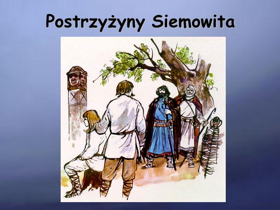 Potomkowie Piasta Piast Siemowit Lestek Siemomysł Mieszko I