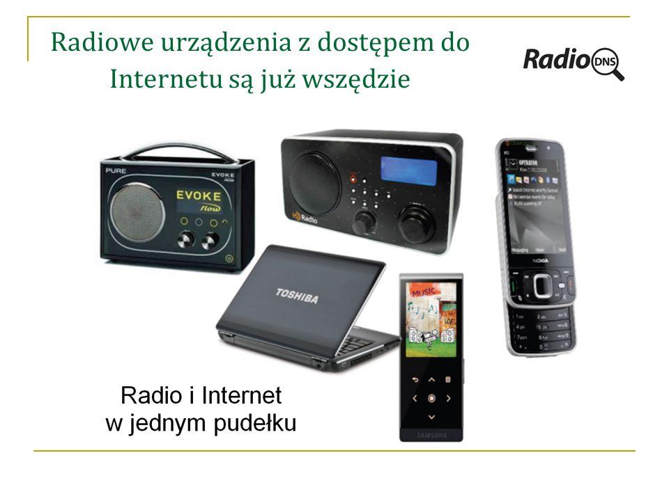 Radiowe urządzenia z dostępem do Internetu są już wszędzie