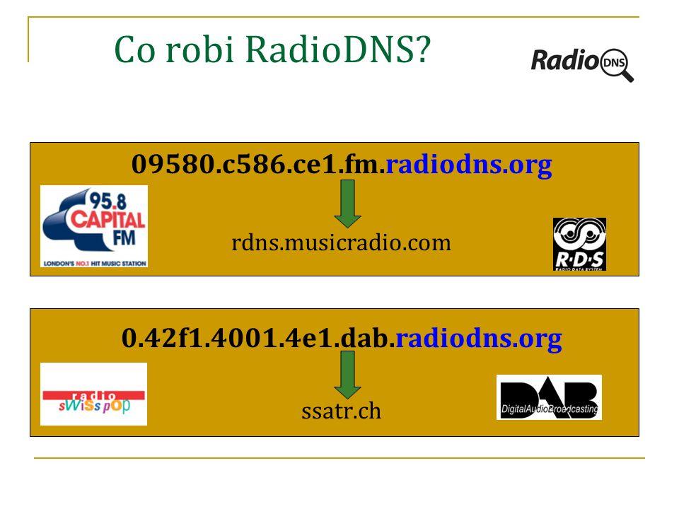 Co robi RadioDNS.