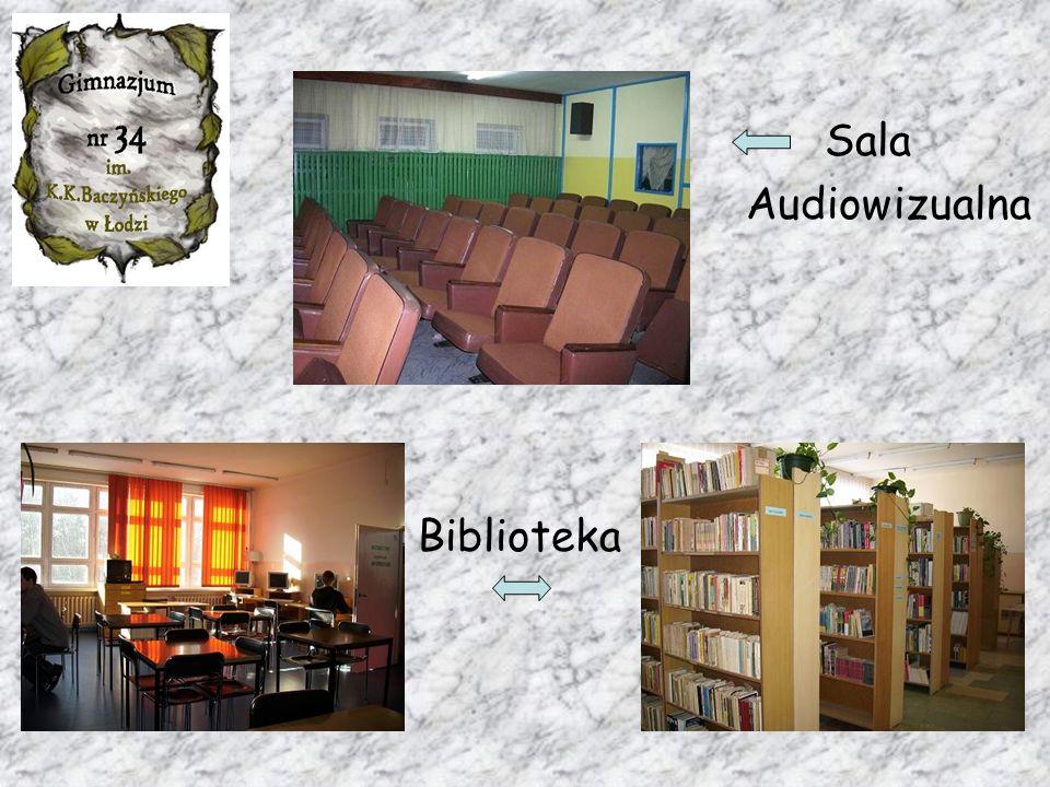 Sala Audiowizualna Biblioteka