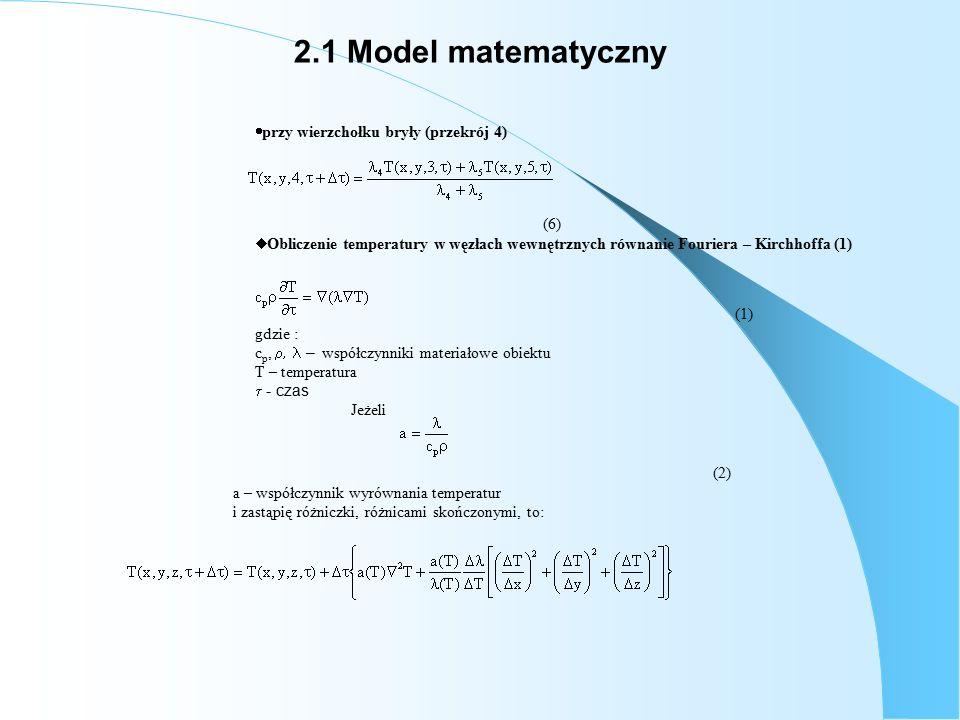 2.2 Strategia obliczeń w arkuszu uwzględniająca kolejność obliczeń Excela