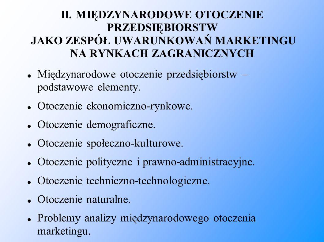 ETAP 4 Sformułowanie wariantów strategii marketingowych Cel: Planowanie marketingowe (produkt, rynek)