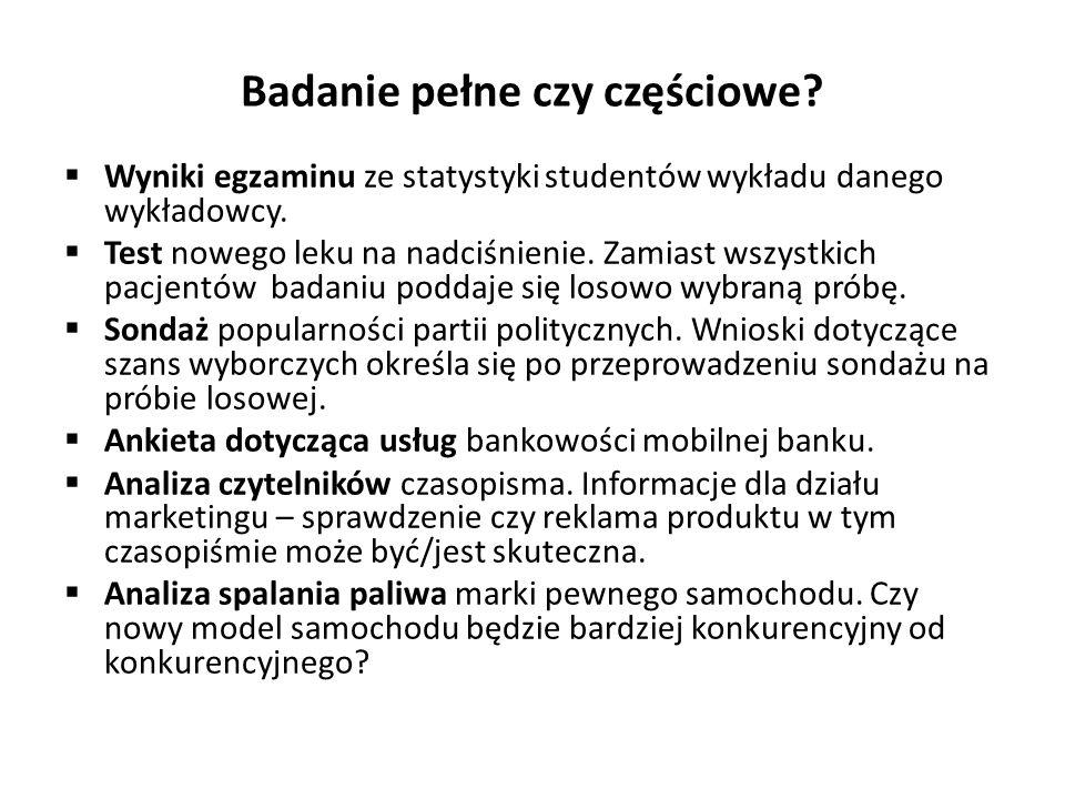 Standaryzacja cechy cz. 2