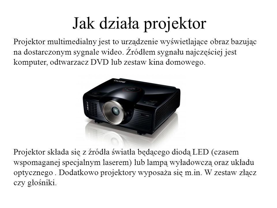 Rodzaje projektorów - Projektor DLP - Projektor LCD - Projektor CASIO Projektor DLPProjektor CASIOProjektor LCD