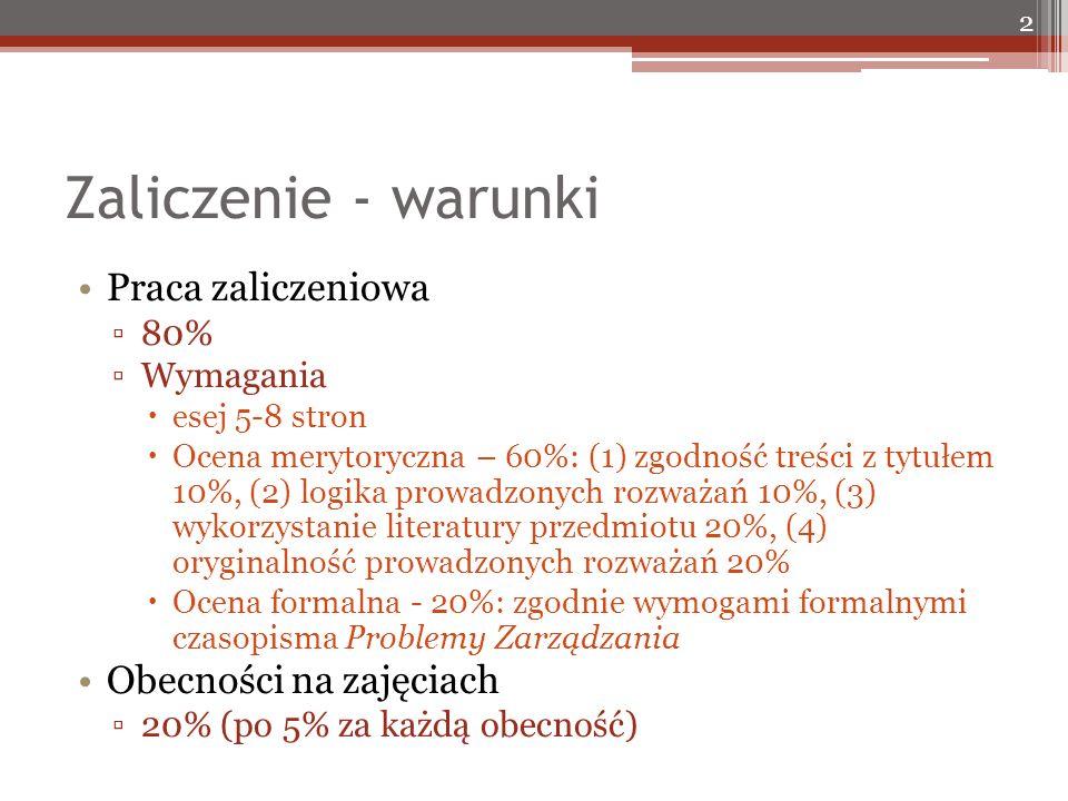 Bibliografia 12 Rogoziński, K.(1998). Nowy marketing usług.