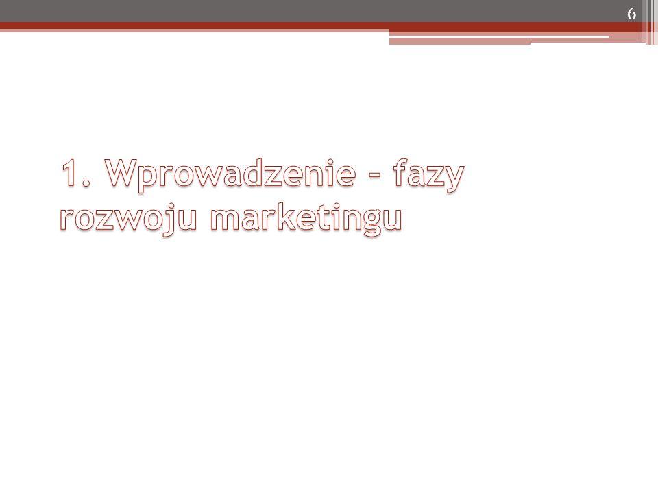 Bibliografia 6 Gummesson, E.(1994). Making relationship marketing operational.