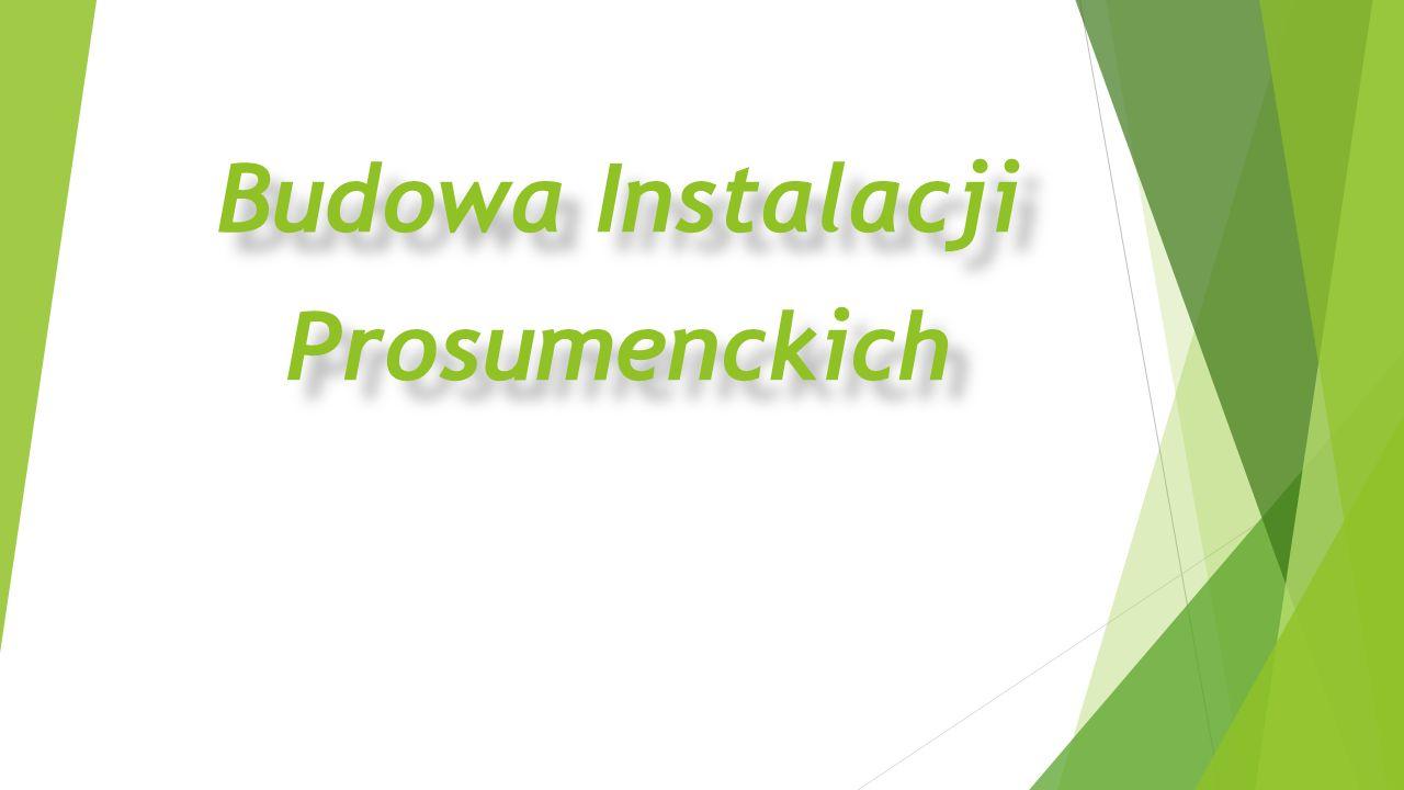 Program prezentacji  Definicje  Instalacje prosumenckie – fotowoltaika i kolektory słoneczne  Doświadczenia, realizacje przykładowe  Instalacja fotowoltaiczna – budowa, koszty  Kolektory słoneczne – budowa, koszty  Co zrobić, aby wybudować instalację prosumencką z dofinansowaia  Przykładowa deklaracja  Podsumowanie