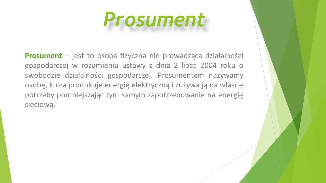 """Ułatwienia: Brak wymogów uzyskania pozwolenia na budowę i zgłoszenia robót Brak wymogów uzyskania koncesji na produkcję energii elektrycznej Możliwość sprzedania nadwyżki wyprodukowanej energii do sieci energetycznej/bilansowania półrocznego """"net-metering , taryfy gwarantowane."""