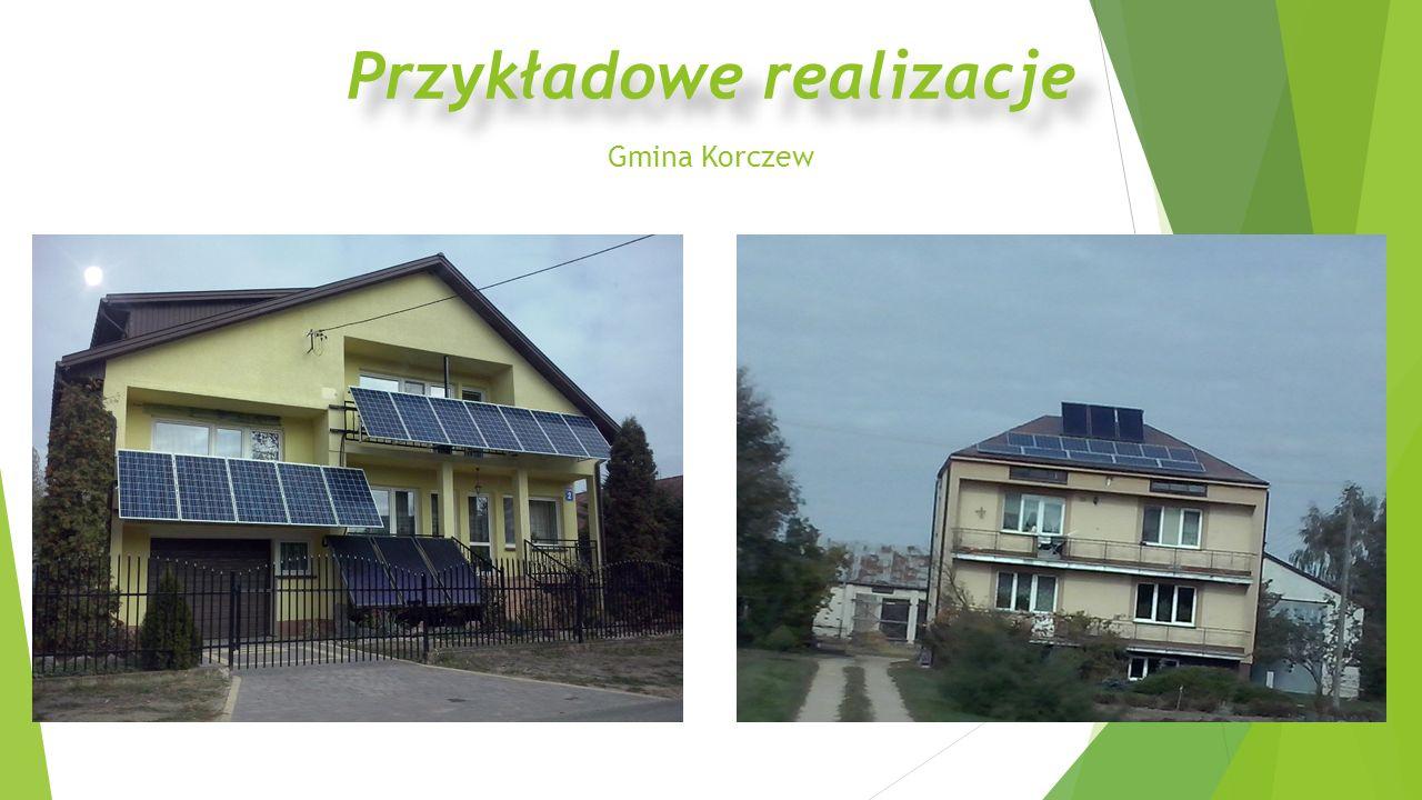 Kolektory słoneczne Koszt instalacji………………………………………….……..18 000 zł Finansowy wkład Prosumenta……...…………….……….