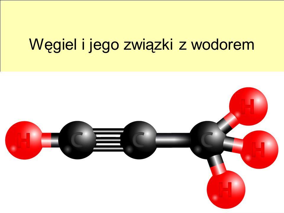 Węgiel i jego związki z wodorem