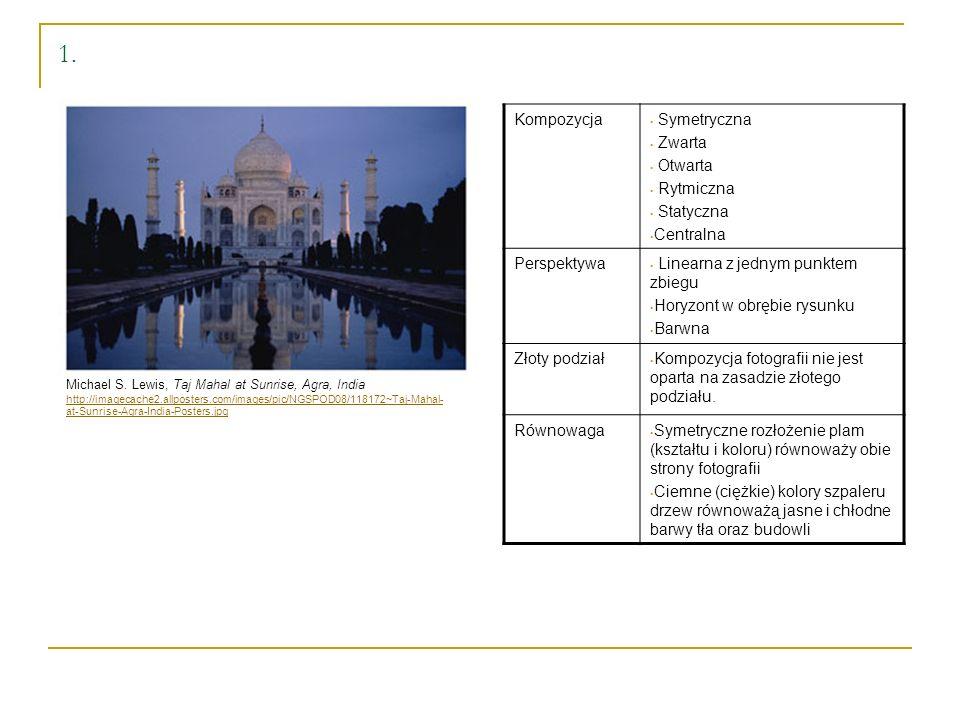 1. Michael S. Lewis, Taj Mahal at Sunrise, Agra, India http://imagecache2.allposters.com/images/pic/NGSPOD08/118172~Taj-Mahal- at-Sunrise-Agra-India-P