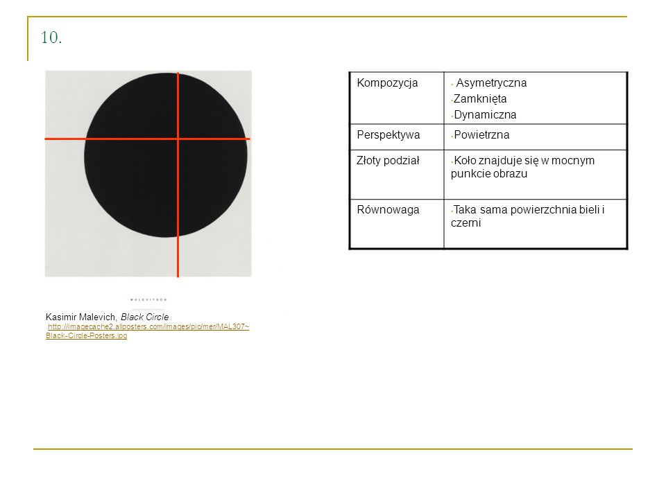 10. Kasimir Malevich, Black Circle http://imagecache2.allposters.com/images/pic/mer/MAL307~ Black-Circle-Posters.jpghttp://imagecache2.allposters.com/