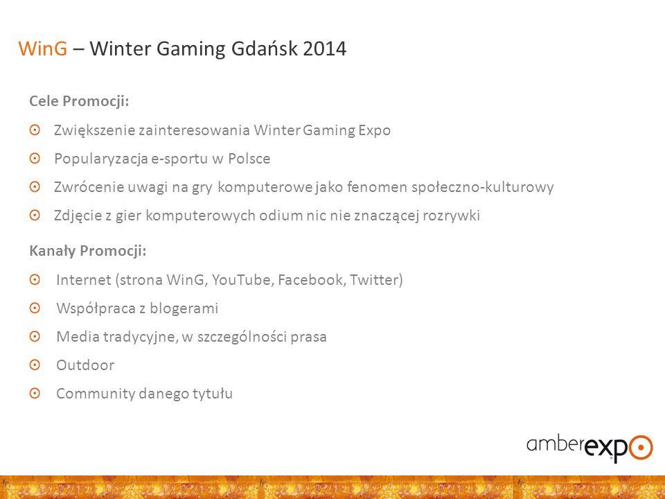 WinG – Winter Gaming Gdańsk 2014