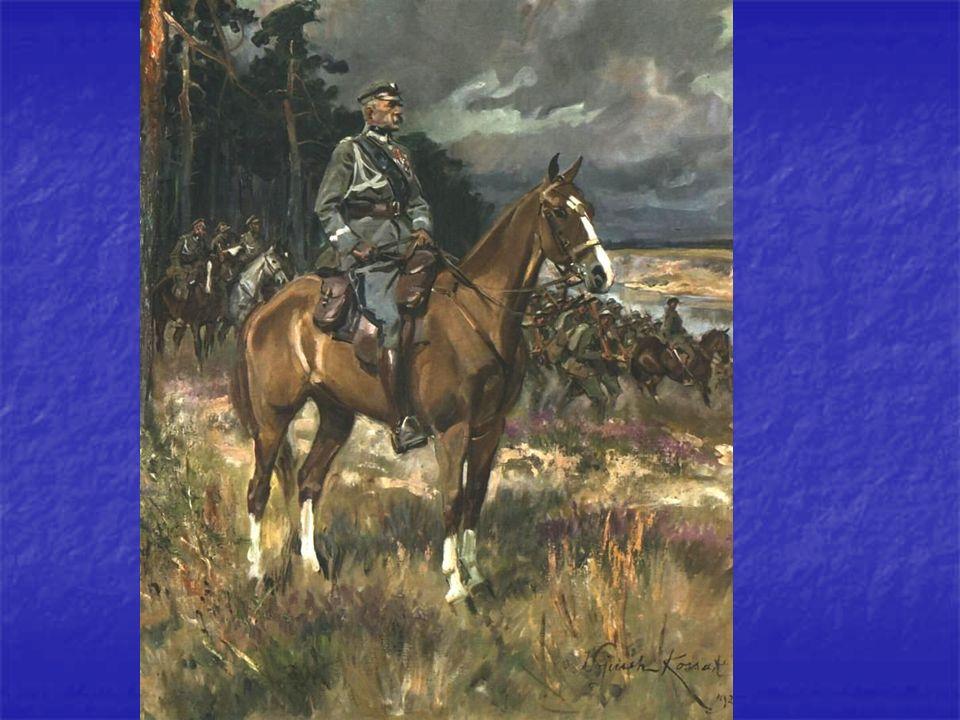 Żył dla Polski, walczył za nią, na bój krwawy wiódł legiony, siał i orał dla Ojczyzny – my zbieramy dzisiaj plony.