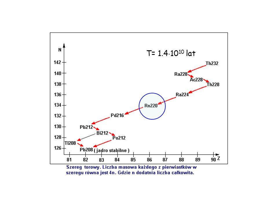 T= 1.4  10 10 lat