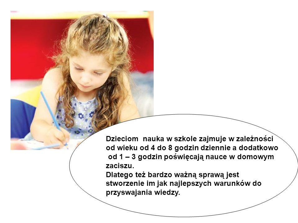 Jeżeli chcesz zapewnić swojemu dziecku najlepsze światło do nauki...