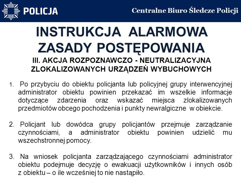 Centralne Biuro Śledcze Policji 1.