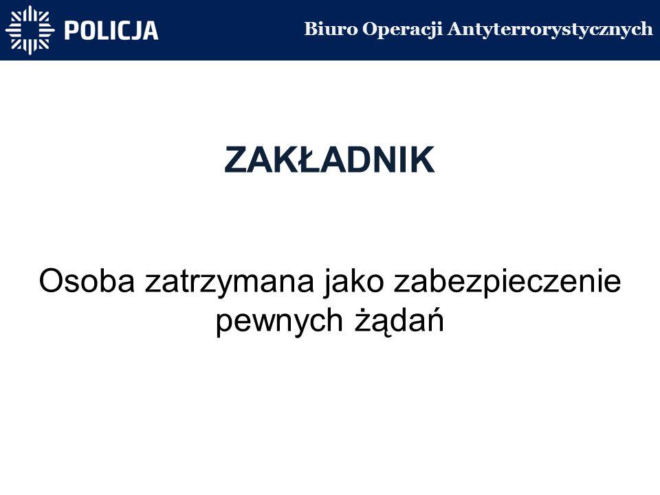 Centralne Biuro Śledcze Policji Załącznik nr 1 cd.