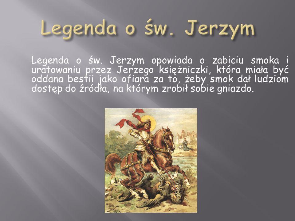 Legenda o św.